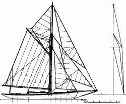 Barche d'epoca - Moya